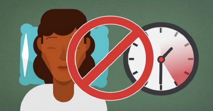 Har du sömnproblem? Med det här knepet kan du somna på bara 60 sekunder!