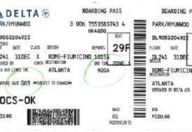 Kastar du boardingkortet efter flygresan? Du borde absolut INTE göra det!