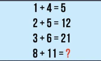 Bara 1 av 1000 kan lösa detta IQ-test – klarar du det?