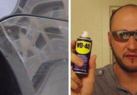 Bilverkstäder vill inte att du ska veta detta – så lätt tar du bort repor på bilen!