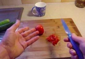 Är din kniv slö? Inga problem – lösningen finns rätt framför dina ögon!