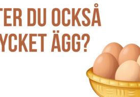 DETTA händer med din kropp om du äter ägg varje dag!
