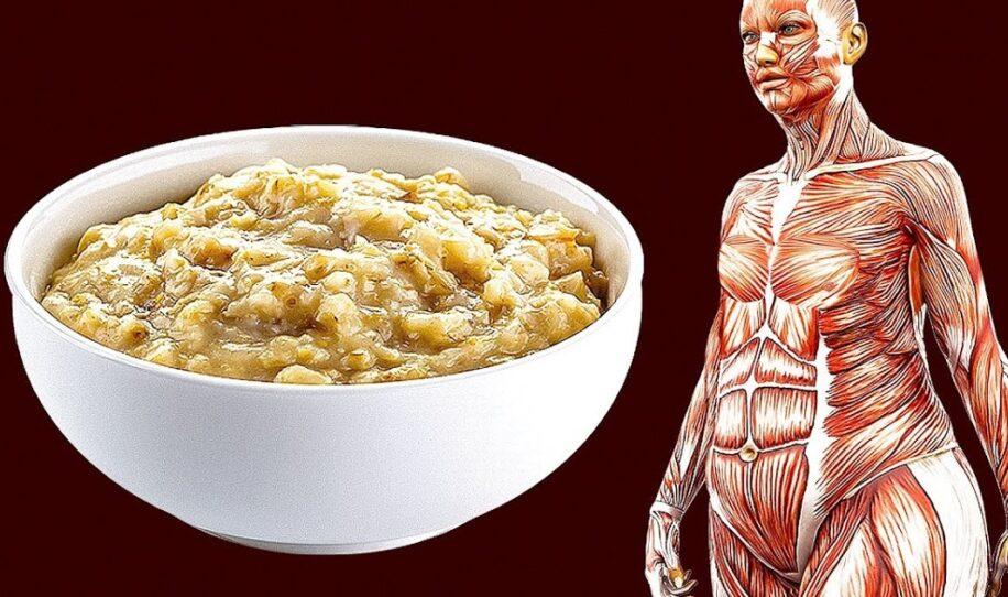 Dessa fantastiska saker händer med din kropp om du äter havregrynsgröt varje dag!