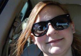 Dottern tog en selfie i bilen – mamman blev skräckslagen när hon såg vad som fanns på bilden