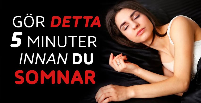 Denna sömnteknik gör att du får allt du önskar – Testa själv inatt och se resultatet