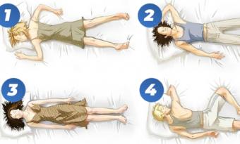 Hur du sover avslöjar vilken personlighet du har – detta test bevisar vem du egentligen är