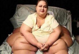 Hon vägde 470 kg och kunde inte gå. Men du kommer inte TRO på hur hon ser ut nu!