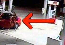 Beväpnade män stjäl bilen med barn i baksätet – men de gav sig på FEL mamma!