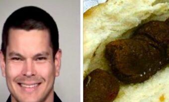 Polisen gav en hemlös man en smörgås – när hans chef upptäckte vad den innehöll gav han omedelbart honom sparken!