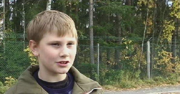 Mammans hemliga kodord räddade elvaåriga William från att bli kidnappad!