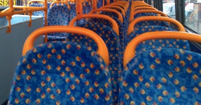 Har du sett att alla säten i bussar är täckta med mönster? Här är den HEMSKA sanningen!