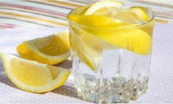 Om du dricker citronvatten före frukost, är DETTA vad som händer med din kropp!
