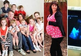 Detta par har redan 18 barn. Men nästa ultraljudsundersökning CHOCKERAR alla!