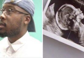 Paret med tvillingar väntar barn igen. Men när doktorn visar ultraljudsbilden, svimmar pappan omedelbart!