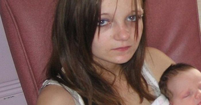 Hon blev våldtagen av sin bror och blev gravid vid 12 års ålder. Efter nio år, avslöjar hon hennes berättelse!