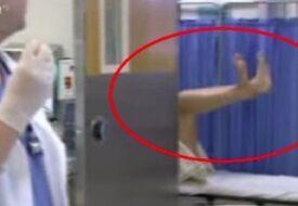 Läkaren hör den gravida kvinnan skrika, då springer han och lyckas göra det omöjliga!