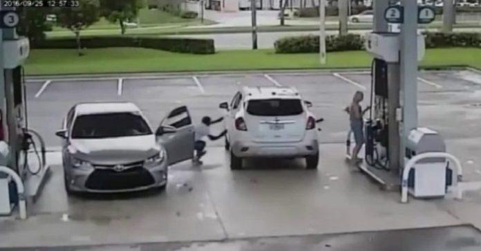 Tjuvarnas har ett nytt sätt att stjäla din bil! Det här är viktigt att alla bilister känner till när de ska tanka!